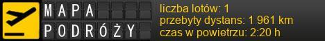 Twoja mapa przelotów by transAzja.pl