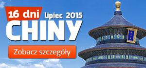 wyjazd do Chin - zaprasza transAzja.pl - lipiec 2015, 16 dni