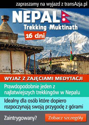 Zapraszamy na prosty trekking w Himalajach Nepalu połączony z zajęciami medytacji -  Idealny dla osób które dopiero rozpoczynają swoją przygodę z górami!