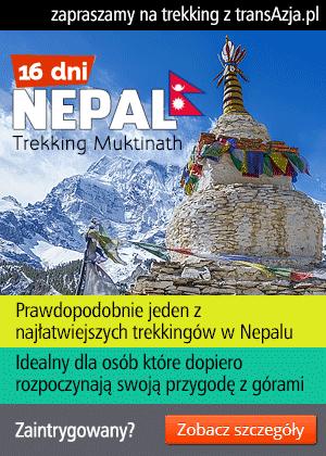 Zapraszamy na prosty trekking w Himalajach Nepalu z transAzja.pl -  Idealny dla osób które dopiero rozpoczynają swoją przygodę z górami!