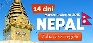 wyjazd do Nepalu - zaprasza transAzja.pl - marzec/kwiecień 2015, 14 dni
