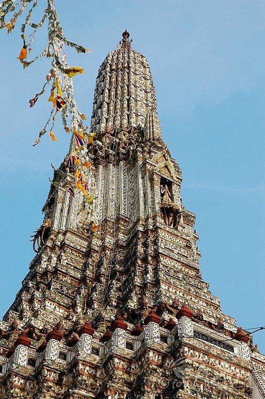 Wat Arun W Bangkok Zdjęcia Godziny Otwarcia Cena Biletu